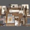 Apartamento en Torre Once, zona 11 (Opción 2)