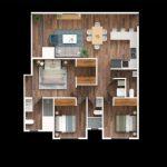 Apartamento Casa Alhambra, zona 15