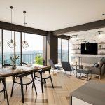 Apartamento en zona 16 (Opción 1)