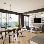 Apartamento zona 16 (Opción 2)