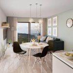 Apartamento en zona 2 (Opción 3)