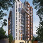 Apartamentos en zona 10 (Opción 3)